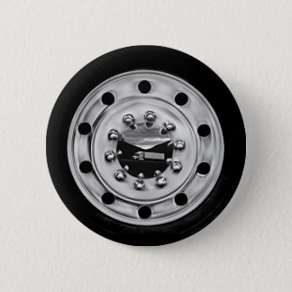 18 Wheelin' Pinback Button