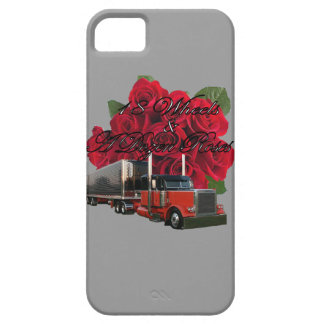 18 Wheels and a Dozen Roses iPhone SE/5/5s Case