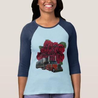 18 Wheels and a Dozen Roses T-Shirt