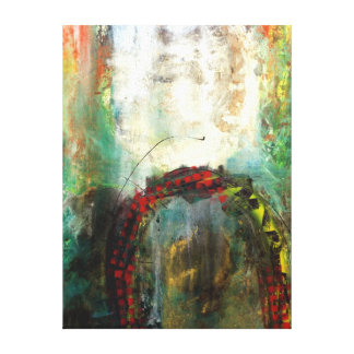 """18""""x24"""" Portal Painting on Canvas"""