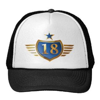18 years jubilee birthday trucker hat