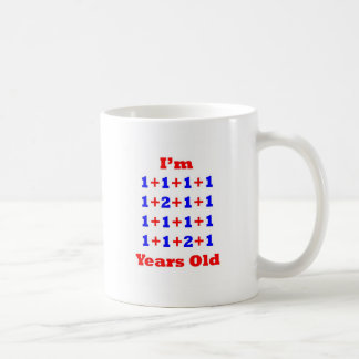 18 Years old! Coffee Mug