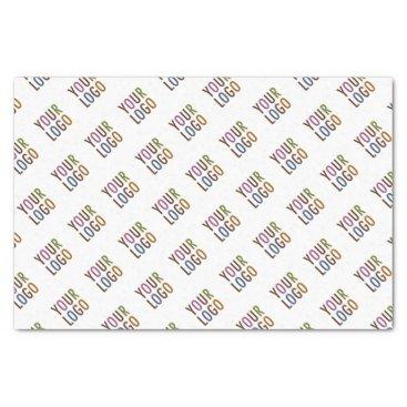 misook 18lb Tissue Paper with Company Logo Low Minimum