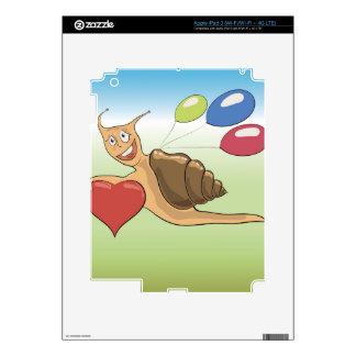 18snail skin for iPad 3
