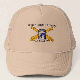 18th AIRBORNE CORPS ARTILLERY HAT