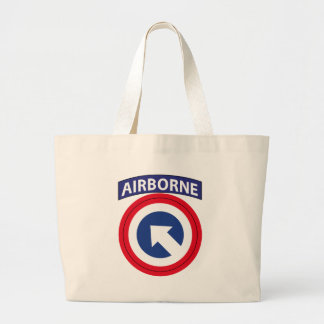 18th Airborne COSCOM Large Tote Bag