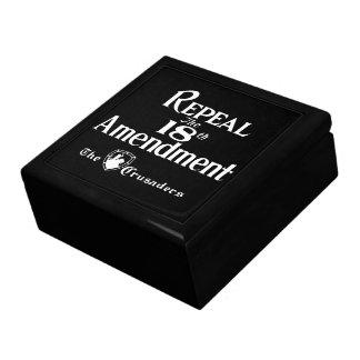 18th Amendment Gift Box