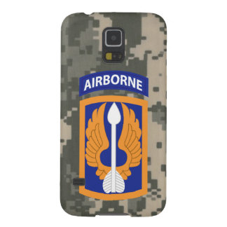 "18th Aviation Brigade ""Black Barons"" Case For Galaxy S5"