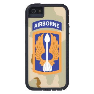"18th Aviation Brigade ""Black Barons"" Desert Camo iPhone 5 Cases"