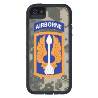 "18th Aviation Brigade ""Black Barons"" Digital Camo Case For iPhone 5"