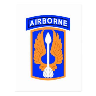 18th Aviation Brigade Postcard