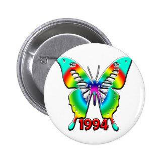 18th Birthday, 1994 Pins