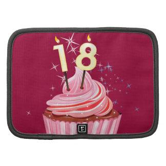 18th Birthday - Pink Cupcake Organizer