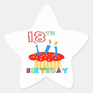 18th Birthday stickers