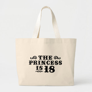 18th Birthday Tote Bags