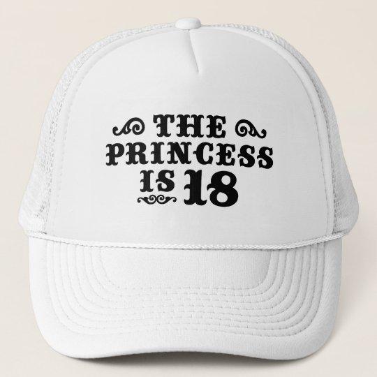 18th Birthday Trucker Hat