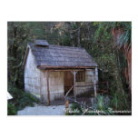 18th Century Bathhouse, Cradle Mountain - Postcard