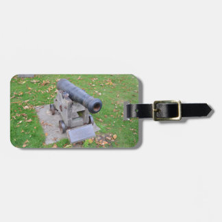 18th Century Cannon Tags For Bags