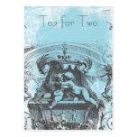 18th Century Cherub Rococo Business Card Templates