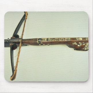 18th century cross-bow, Malbork, Poland Mouse Pad