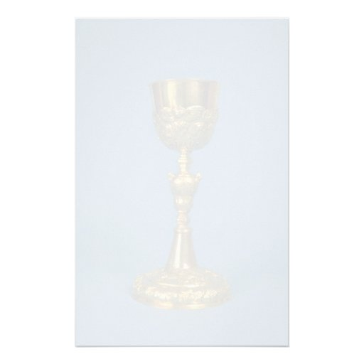 18th century gilded silver chalice, Torun, Poland Stationery Design