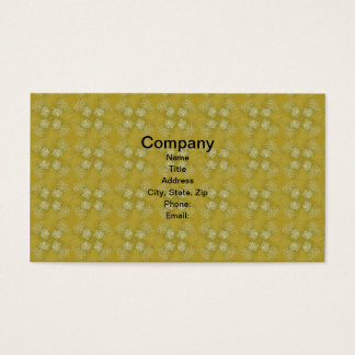 18th Century Japanese Geisha Kimono Print Business Card