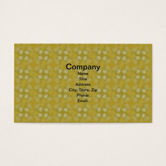 18th Century Japanese Geisha Kimono Print Business Card