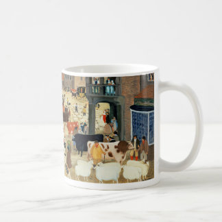 18th century Mayfair cattle market Coffee Mug