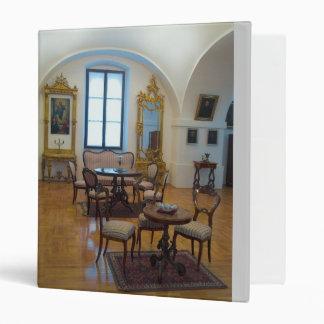 18th Century Room Binder