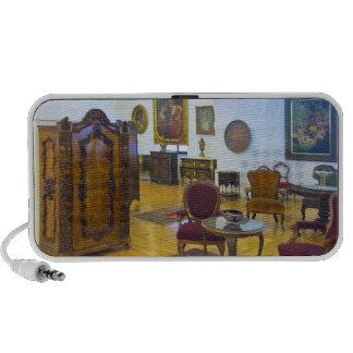 18th Century Room Portable Speaker