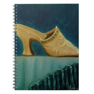 18th Century Shoe Notebook