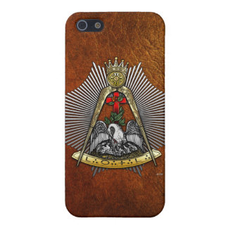18th Degree: Knight of the Rose Croix Case For iPhone SE/5/5s