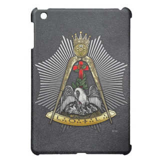 18th Degree: Knight of the Rose Croix Cover For The iPad Mini