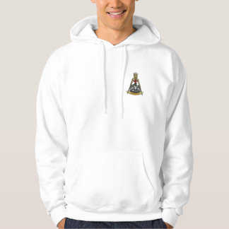 18th Degree: Knight of the Rose Croix Hoodie