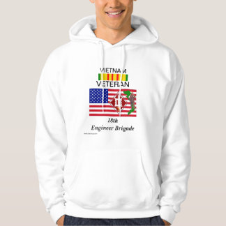 18th Engineer H W 3 Hoodie