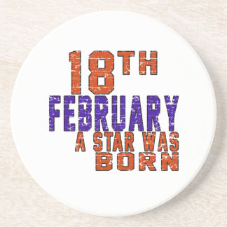 18th February a star was born Coasters