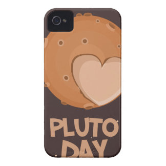 18th February - Pluto Day - Appreciation Day Case-Mate iPhone 4 Case