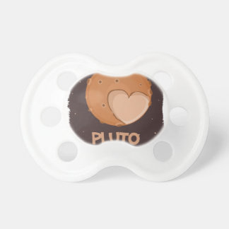 18th February - Pluto Day - Appreciation Day Pacifier