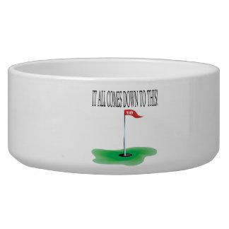 18th Hole Bowl