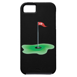 18th Hole iPhone 5 Covers
