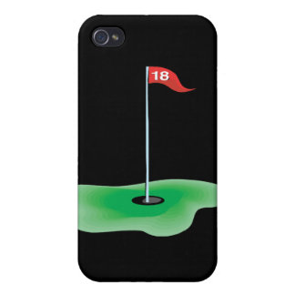 18th Hole Case For iPhone 4