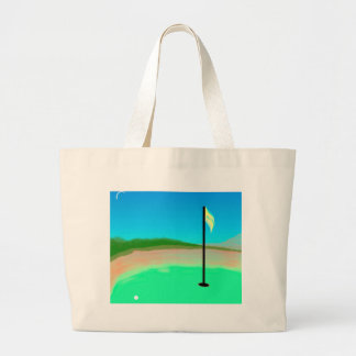 18th Hole Golf Bag