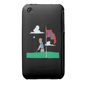 18th Hole iPhone 3 Case-Mate Cases
