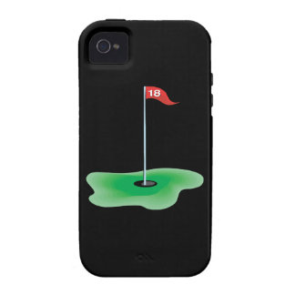 18th Hole iPhone 4/4S Cover