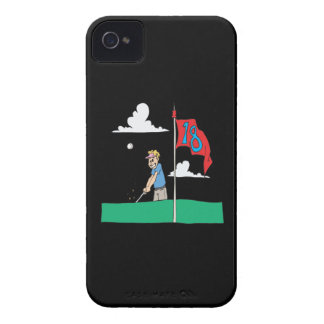 18th Hole iPhone 4 Cover