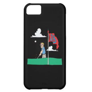 18th Hole iPhone 5C Covers