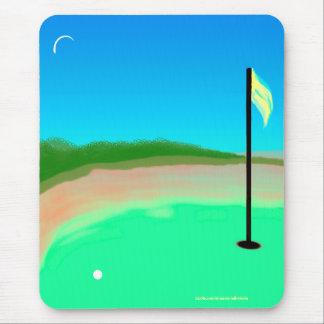 18th Hole Mousepad