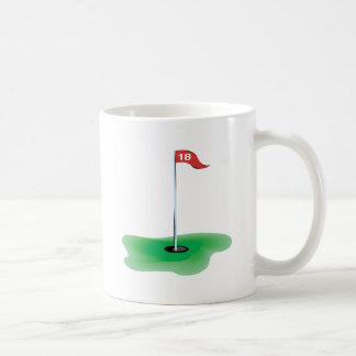 18th Hole Coffee Mugs