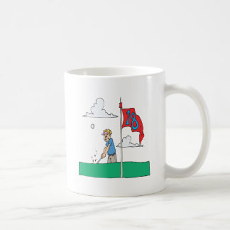 18th Hole Mug
