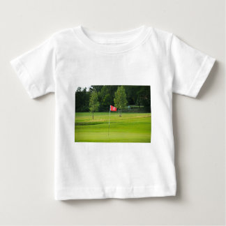 18th Hole of The Golf Course Baby T-Shirt